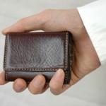 イケてるビジネスマンの必需品!サラリーマンが小銭入れを選ぶ基準!