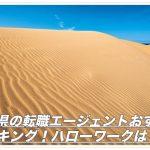 鳥取県の転職エージェントおすすめTOP4!ハローワークは?