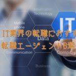 WEB・IT業界の方向け転職エージェントおすすめ厳選7選
