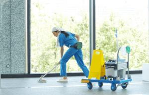 ニートおすすめ就職先16:清掃業務